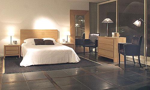 Dormitorios con personalidad c moda y mesitas ny artespana for Mesitas y comodas ikea