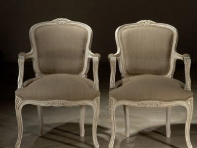 Sillas y sillones artespa a sill n luis xv tapizado - Sillones y butacas de diseno ...