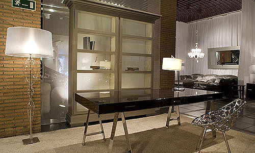 Despachos con dise o mesa despacho lion baltus - Mesas despacho diseno ...