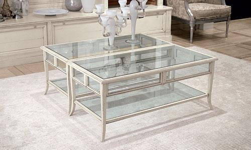 Salones de dise o mesa de centro grande arredo for Mesas de centro grandes